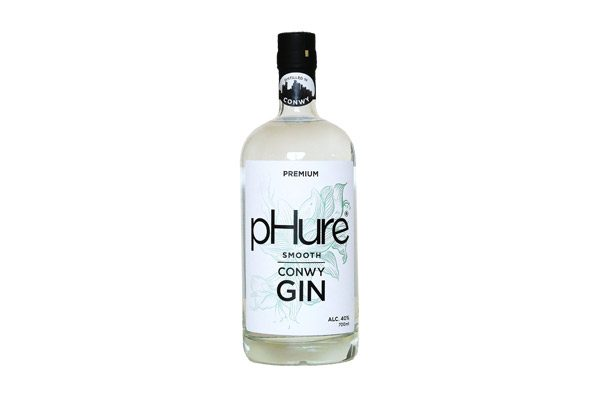 pHure Conwy Gin