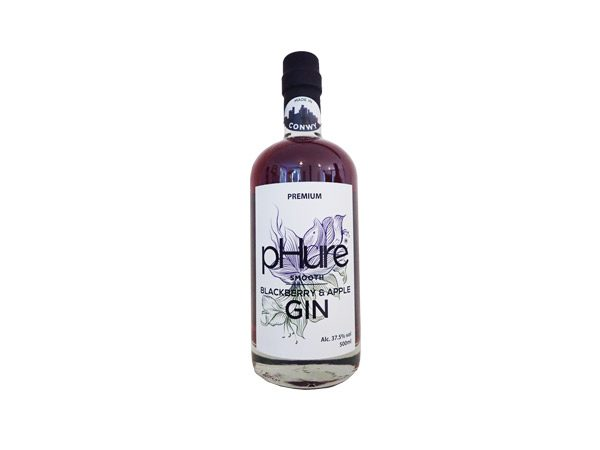 pHure Blackberry and Apple Gin