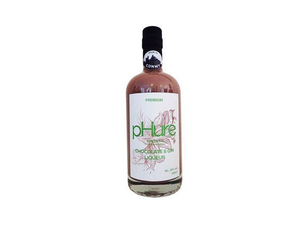 pHure Chocolate Gin Liqueur