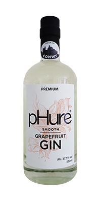 pHure Grapefruit Gin