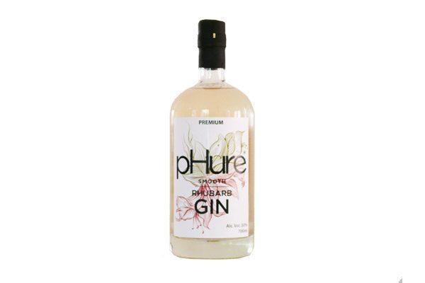pHure Rhubarb Gin