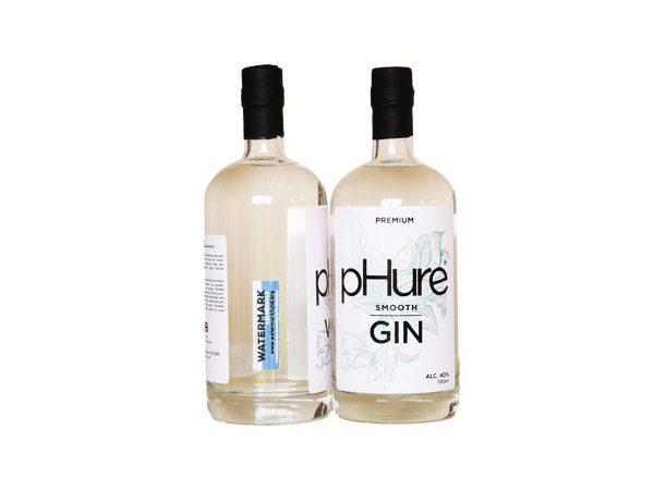 pHure Watermark gin