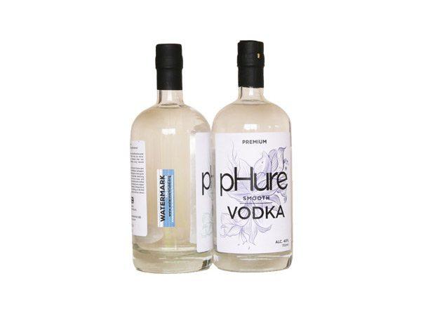 pHure Watermark Vodka